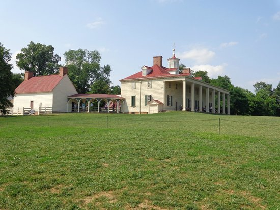 George Washington's Mount Vernon: Mt. Vernon