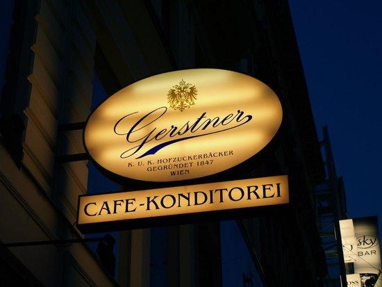 Gerstner K&K Hofzuckerbäckerei: Garstner