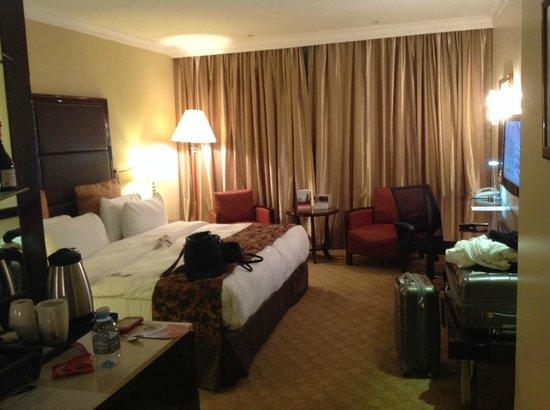 Crowne Plaza Nairobi : Room