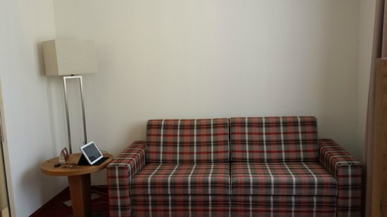 Hotel Andreas Hofer: Living room