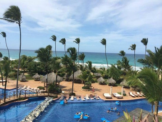 Excellence Punta Cana: view from rooftop