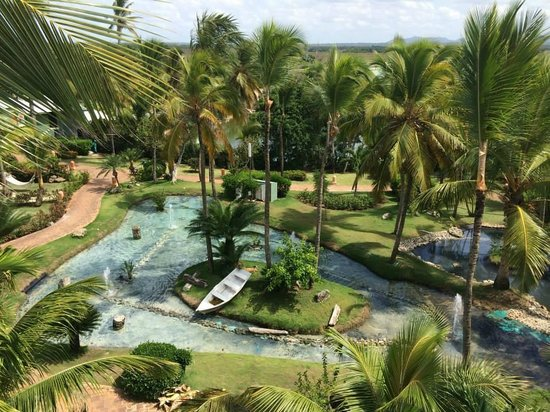 Excellence Punta Cana: common area from rooftop