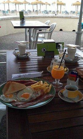 Voramar Restaurante: Desayuno Continental