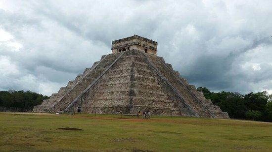 Museo Maya de Cancun: Ruínas Maias