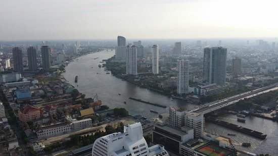 lebua at State Tower : Spectacular views