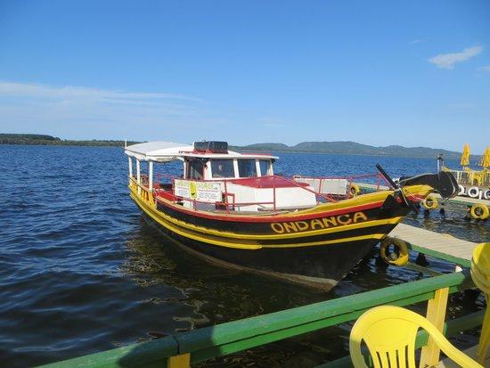 Ondanca Boat Trips: Ondanca boot