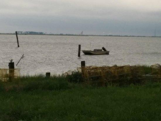 Atlantic, VA: view from table