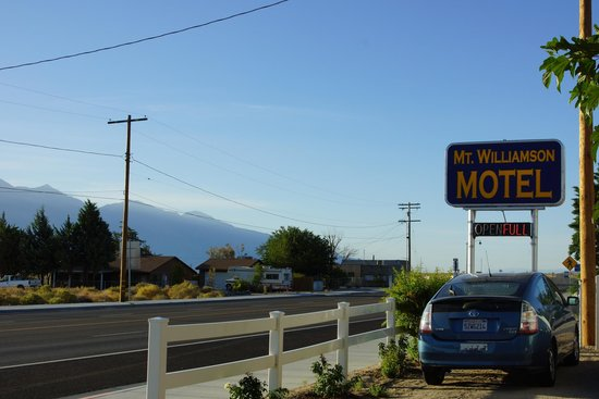 Mt. Williamson Motel: Motel Williamson