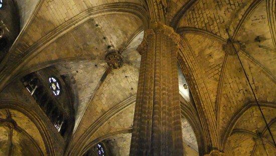 Catedral de Barcelona: Interni