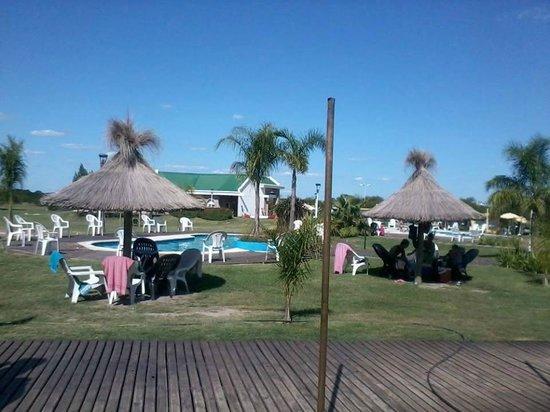 Termas de Guaychú: parque termal