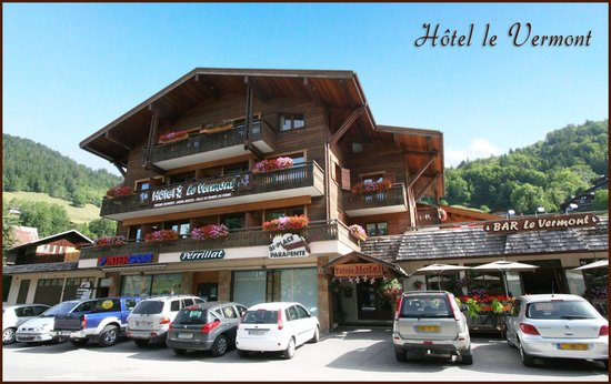 Hotel Le Vermont: L'Hôtel Le Vermont***
