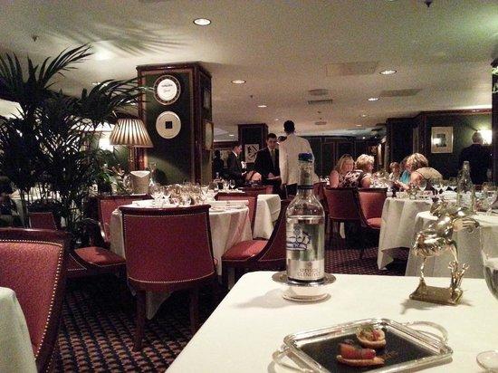 Le Gavroche: The Restaurant