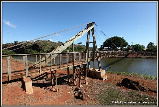 Swinging Bridge: Bridge