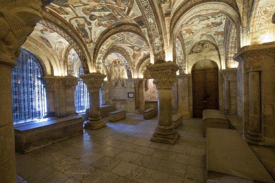 Museo Panteon San Isidoro de Leon : Panteón de los Reyes (Capilla Sixtina del Románico)