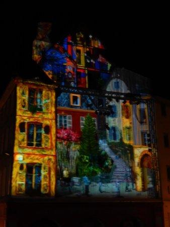 Cathédrale de Chartres : Chartres en Lumieres