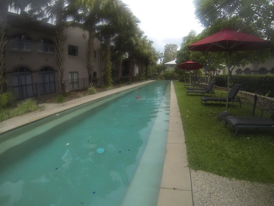 Mango Lagoon Resort & Wellness Spa: pool