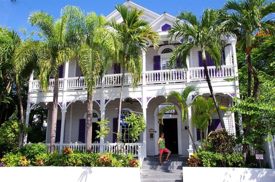 Marrero's Guest Mansion: Classic Southern mansion in the Keys