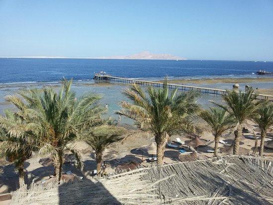 Tamra Beach: vista da piscina panoramica