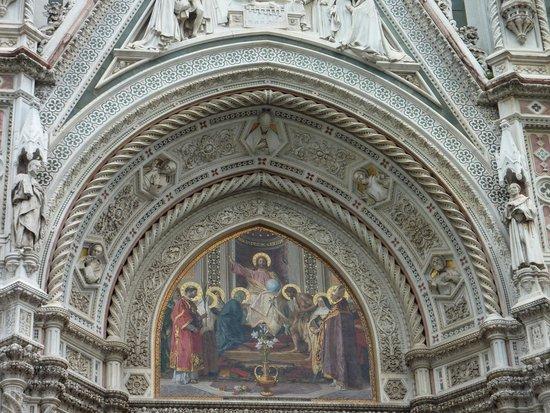 Piazza del Duomo: Détail 3