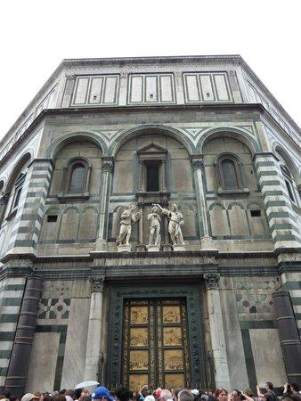 Piazza del Duomo : Détail 5