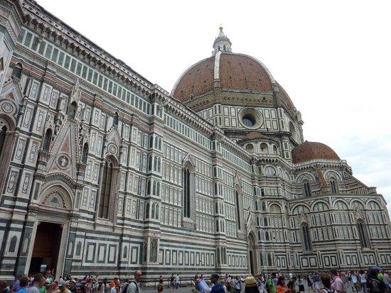 Piazza del Duomo : Coté 1