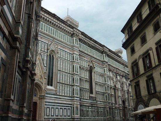 Piazza del Duomo : Coté 2