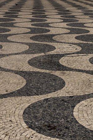 Rossio Square: Pladsen