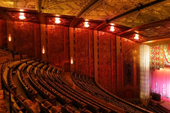Paramount Theatre (Oakland) - 2019 All You Need to Know