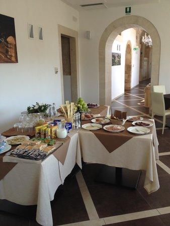 San Giorgio Palace Hotel: Breakfast 1