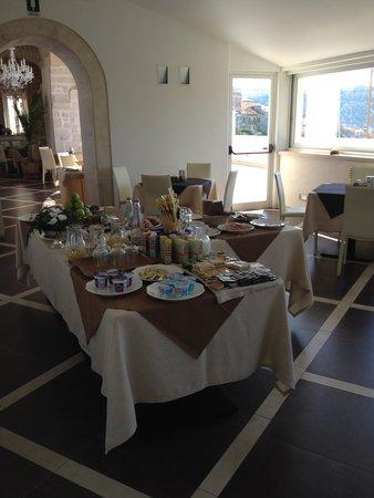 San Giorgio Palace Hotel: Breakfast 2