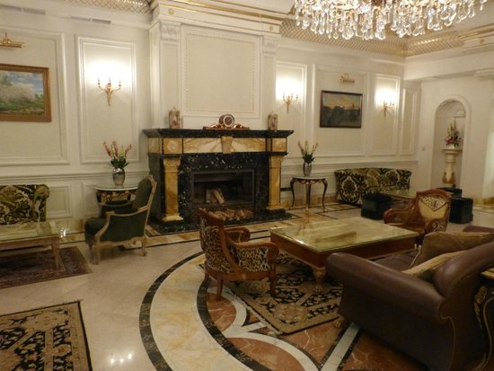 Hotel Savoy Moscow: Hotel Lounge