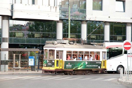 Tram 28: sporvognen