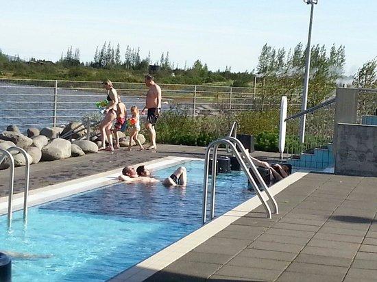 Laugarvatn Fontana Geothermal Baths : Pool