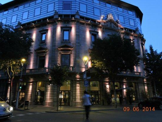 Hotel Claris : O hotel