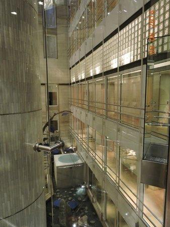 Hotel Claris : Interior do hotel
