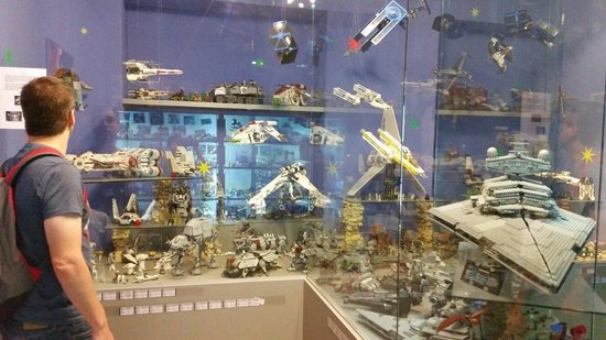Star Wars Collection Picture Of Lego Museum Prague