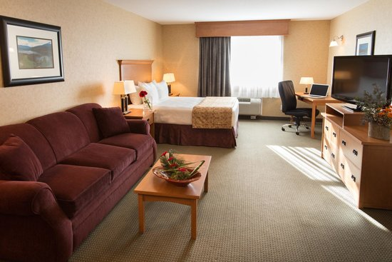 Best Western Sicamous Inn : Executive Suite