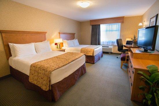 BEST WESTERN Sicamous Inn: Deluxe Standard Room