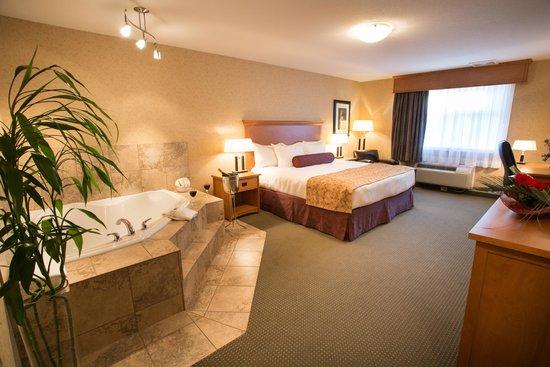 BEST WESTERN Sicamous Inn: Premier Room