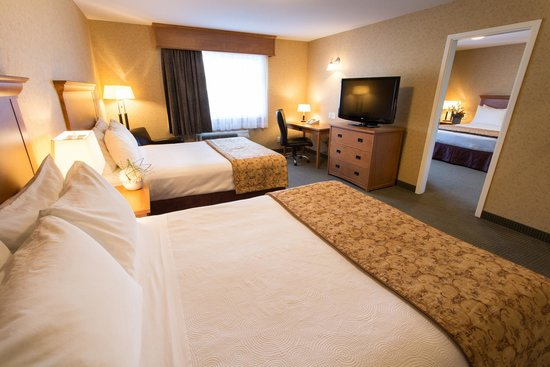 Best Western Sicamous Inn : Deluxe Family Suite