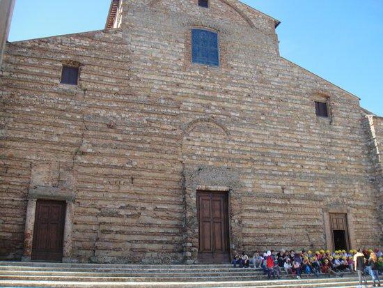 Piazza Grande a Montepulciano: Catedral de Montepulciano