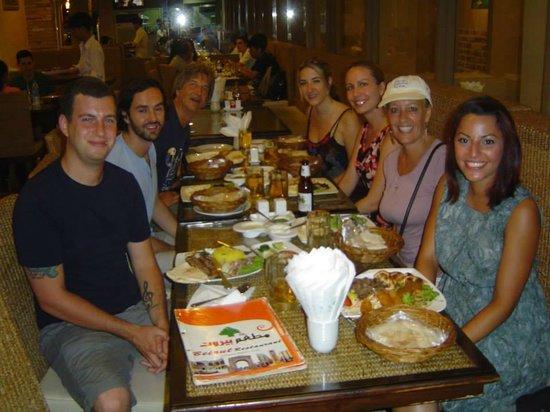Beirut Restaurant - Silom : Dinner for Seven
