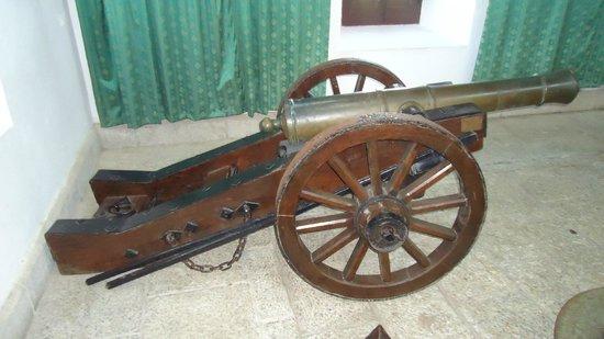 Fortaleza de Santa Teresa: Num museu dentro da fortaleza