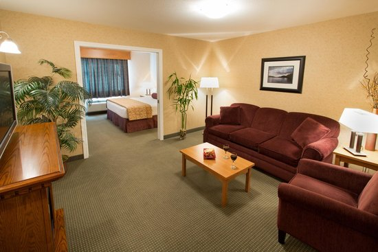 BEST WESTERN Sicamous Inn: Junior Suite