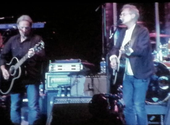 The Ohio Expo Center & State Fair: Dewey Bunnell and Gerry Beckley of America