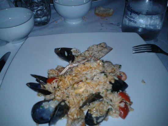 Osteria del Marinaio: Risotto allo scoglio