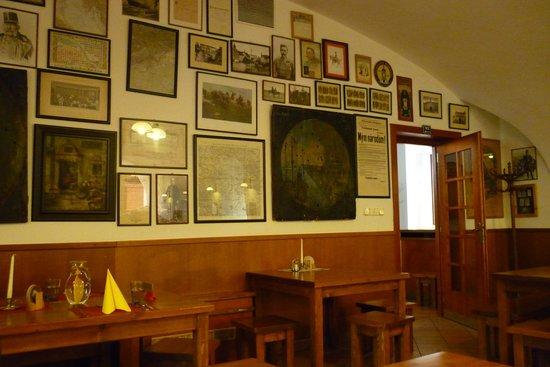 Strahov Monastic Brewery: Страговский пивовар