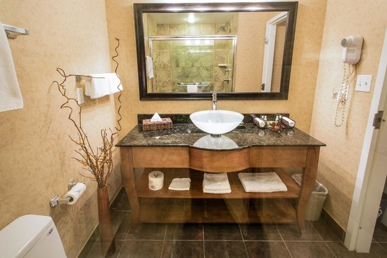 Best Western Sicamous Inn : Premier Bathroom
