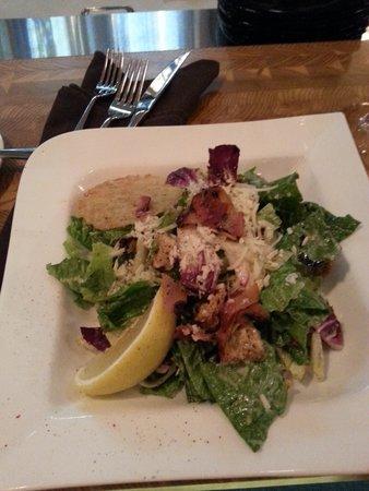 Gabrieau's Bistro: ceasar salad