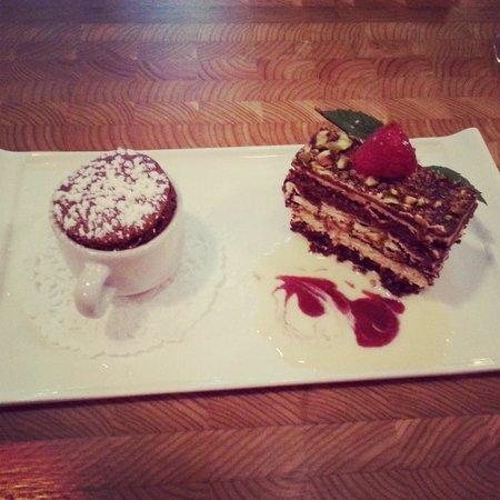 Gabrieau's Bistro: Dessert Duo